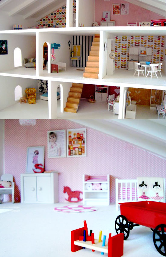 Diy Dollhouse Smart Toddler Tips Kids Craft Ideas Small For Big