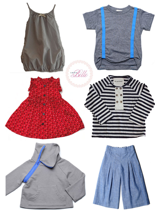 Shop Belle Modern Style for babies and Kids clothing and accessories