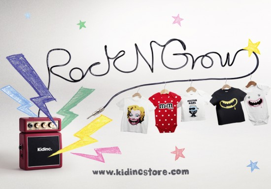 Funky Irreverent Modern Tshirts for your boys and girls