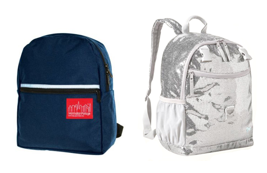 Manhattan Portage Kids Backpack, $39 (above left) - This is for the ...