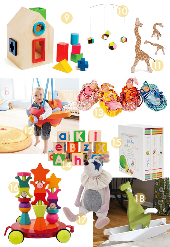 f3e9fd8f7f24 Best Toys and Gifts for Babies – Modern Design for Infants – Top ...