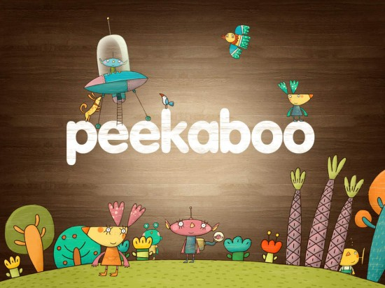Peek-A-Boo Find the Hidden UFO Aliens iPad Mac App