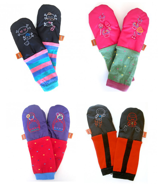 Best Winter Gear Mittens and Boots for young kids in Minnesota