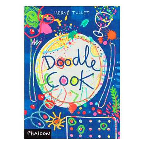Doodle Cook Coloring Book Creative Art Projects for Kids