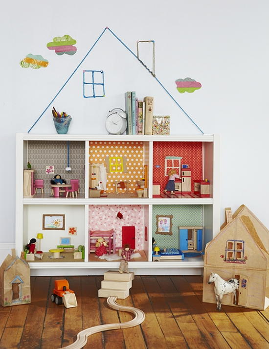 DIY Dollhouse Inspiration