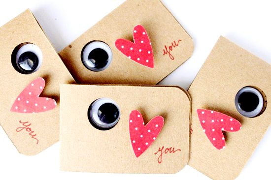 Pinterest Craft Ideas: Crafts With Kids For Valentine