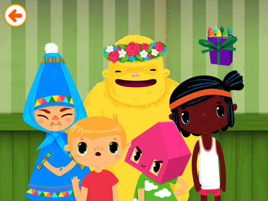 Toca Boca House Best innovative iPhone and iPad apps for kids