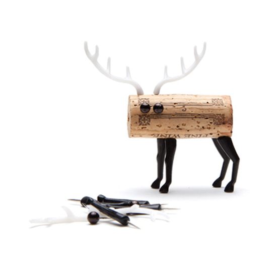 Corkers wine cork animal kits
