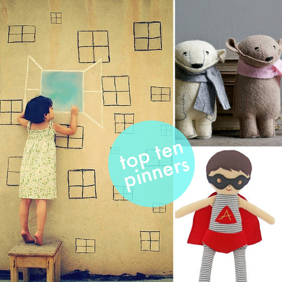 Lil' Sugar's Top 10 Pinterest Users Every Mom Should Follow