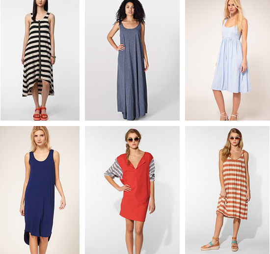 easy comfortable summer style for moms - dresses