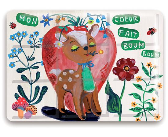 Vilac Kids European watercolor painting set