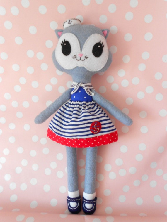 lou loves this retro handmade dolls on etsy