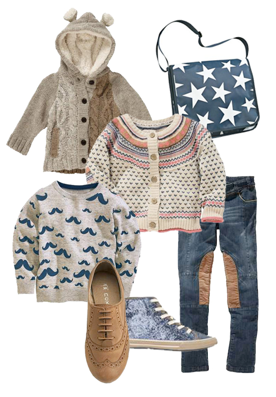 Next Direct Kids Fashions Best Fall Style Picks For
