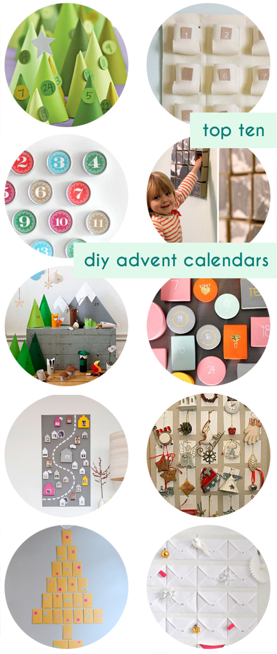 Top 10 DIY Advent Calendars for Modern Home Decor and Kids