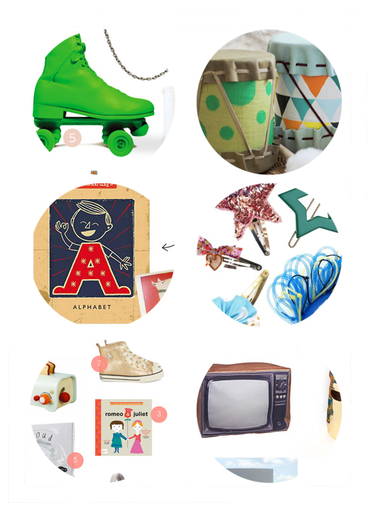 Design picks for Kids - GIft Guides for the Holidays