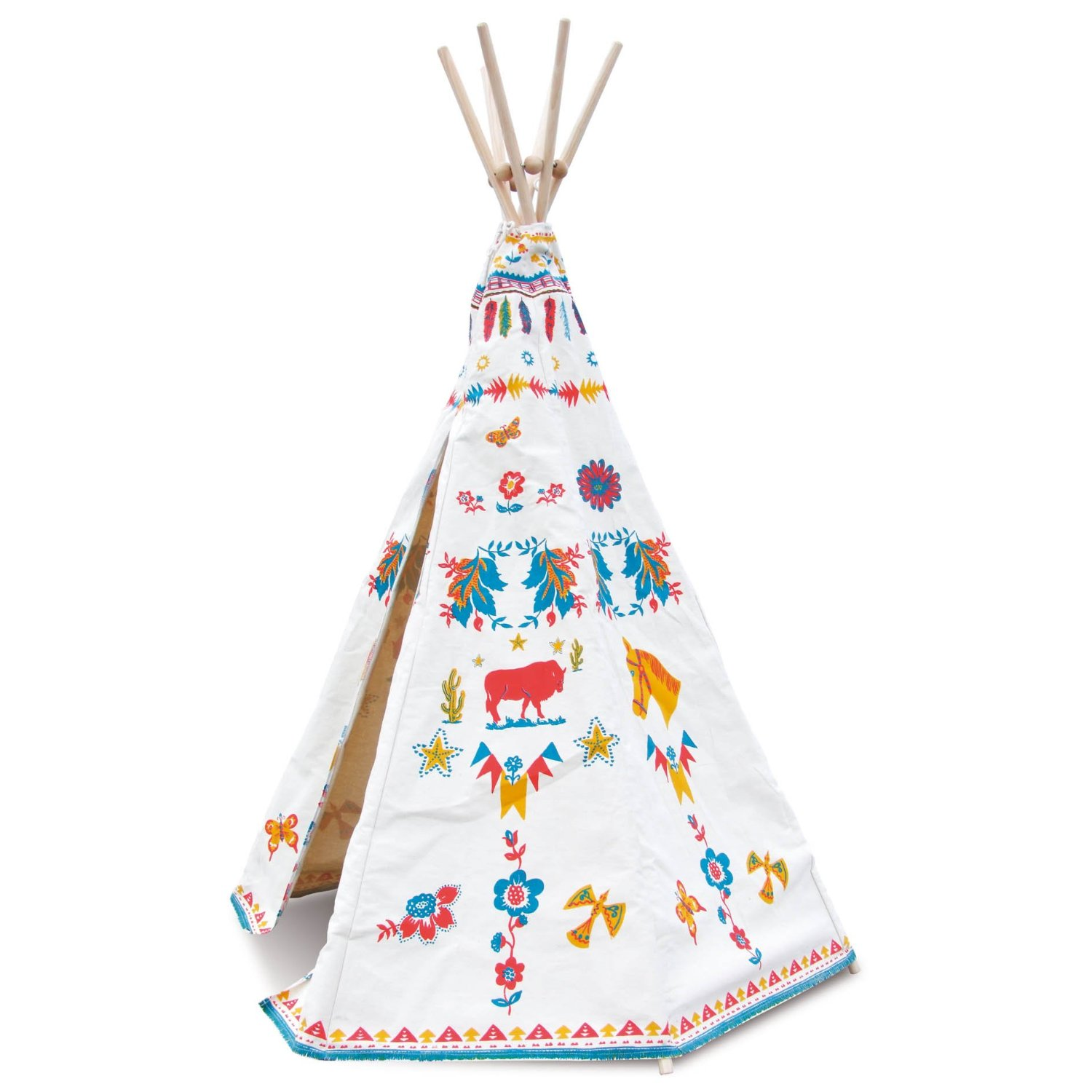best kids teepees children s play forts and tents. Black Bedroom Furniture Sets. Home Design Ideas