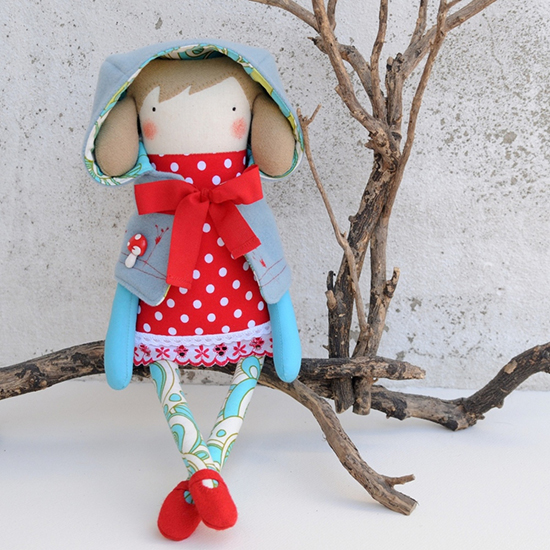 Kase-Faz handmade dolls from Portugal