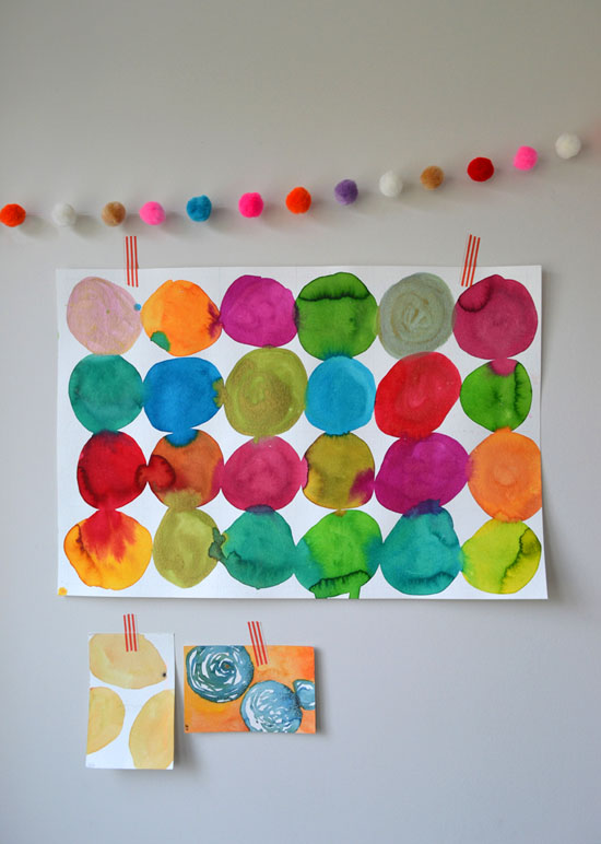 DIY Circle Painting for Kids – Kandinsky Lessons with Kids – Art ...