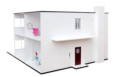 Minimii Arne Jacobsen Dollhouse 1:16 scale