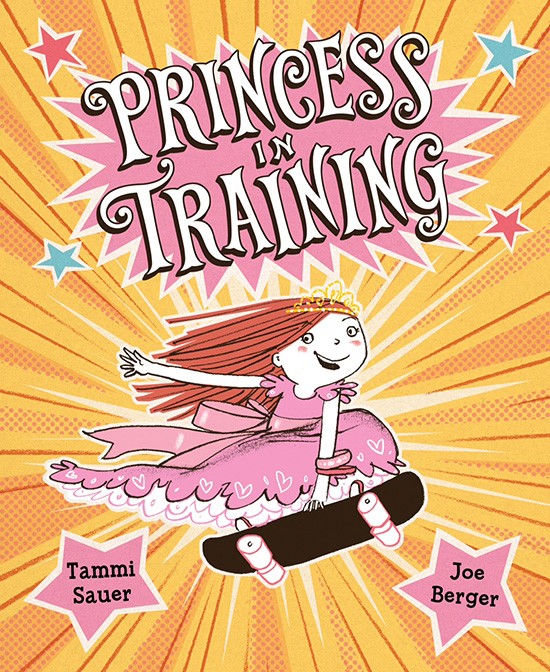 Princess in Training Children's PIcture Book for Modern Princesses