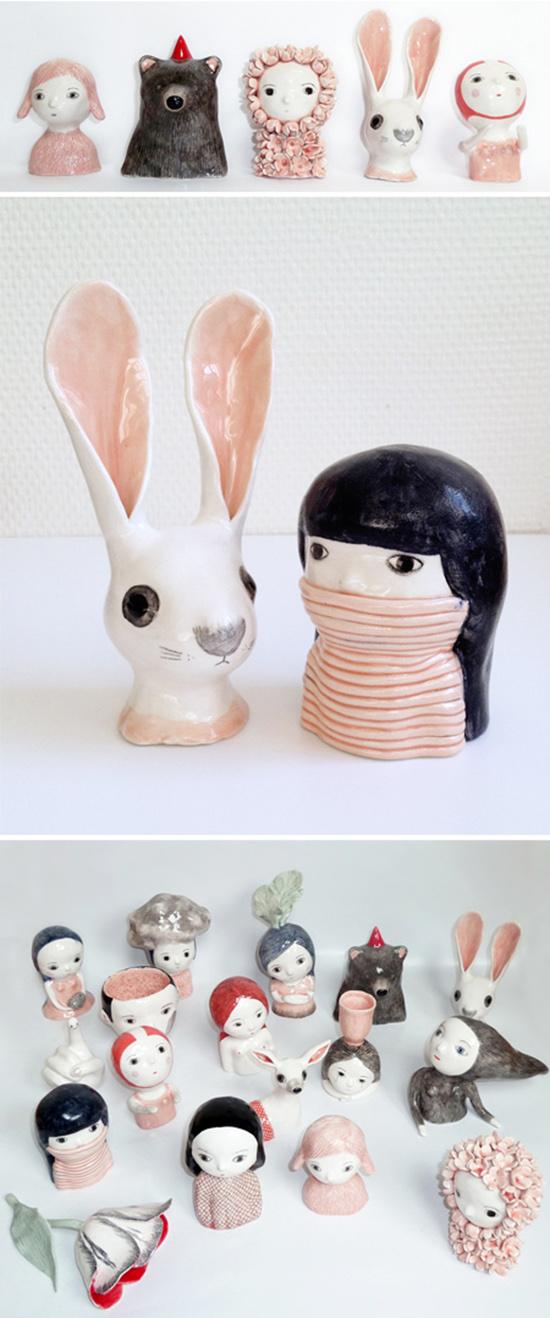 Nathalie Choux Ceramic Artist