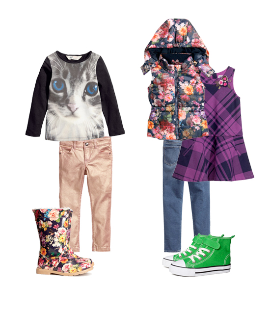 H&M Kids Charming looks and fun inspo for tiny fashion lovers and their parents #HMKids Please share your thoughts, but keep a friendly tone. dolcehouse.ml