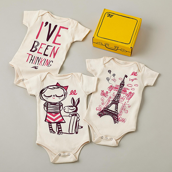 Lately Lily – Baby Onesies Gift – Perfect Shower Gifts ...