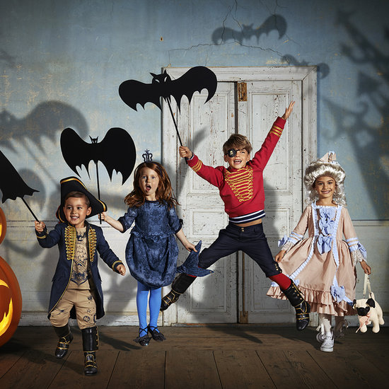H&M All For Children 2013 Fashion Halloween Collection for Kids