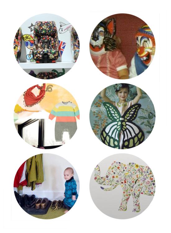 Top links this week include Clek Tokidoki Car Seats,Vintage Halloween Masks, Trend COlors, DIY Halloween Costumes, Art Prints.