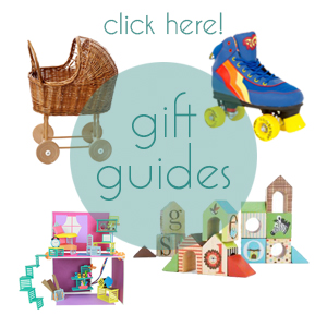 Holiday Gift Guides - Modern Toys and Gifts for Kids this Christmas