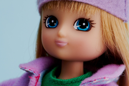 Lottie Dolls - real fashion dolls for healthy body image in girls