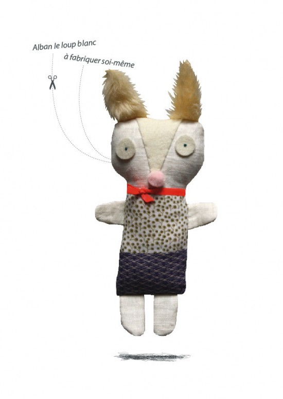 Sardine Shop European Stuffed Animal Toy Toy Patterns Diy Kits
