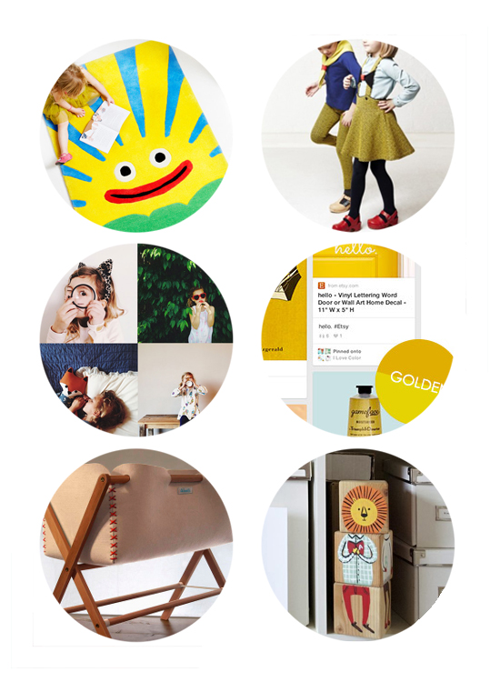 This week's top links include: Smiling Kids Rugs, Serbian Kids Fashion, Instagrammers,  Pinterest, Wooden furniture, and personal style.