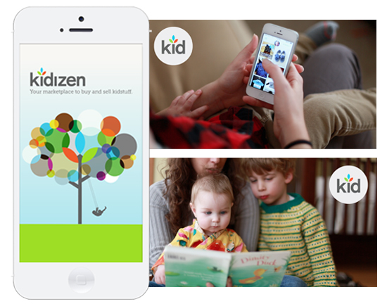 Kidizen App - Used Kids Clothing Marketplace - Preloved Clothing Sellers and Shops | Small for Big