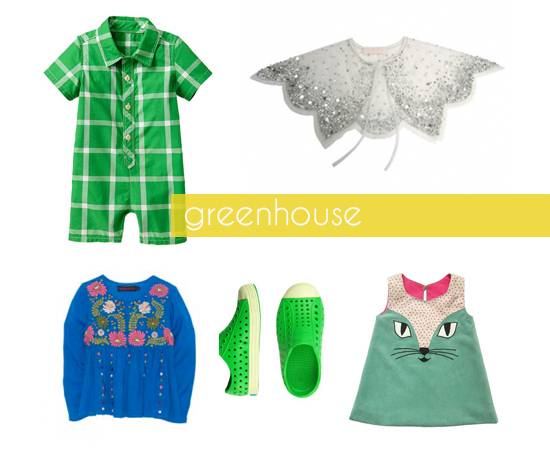 Kids Spring Trends in Fashion and Accessories