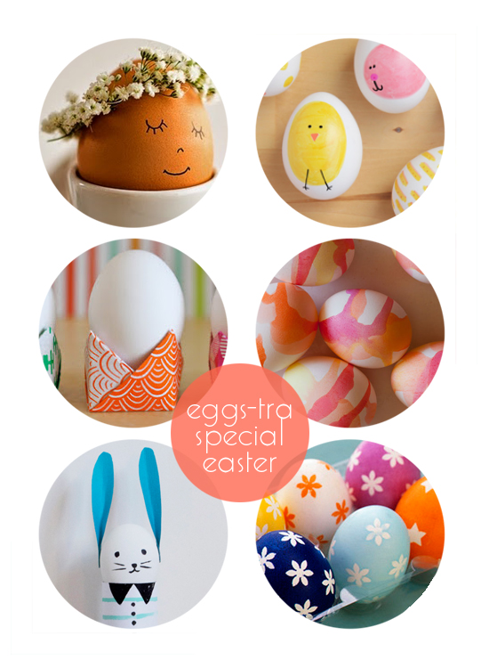 6 diy easter egg decorating craft projects for kids