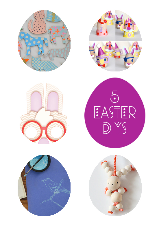 The top 5 easter diys you've never seen before - Small for Big