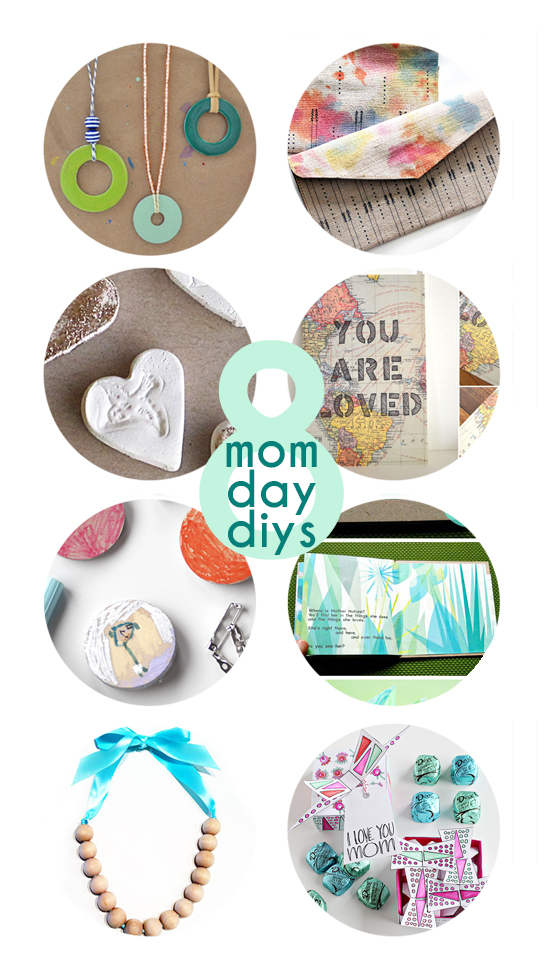 top 8 mother's day diy and craft projects for kids - diy mother's day gifts to make