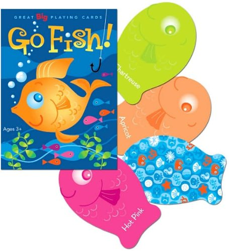 Go Fish Cards - First Games for Kids - Card Games
