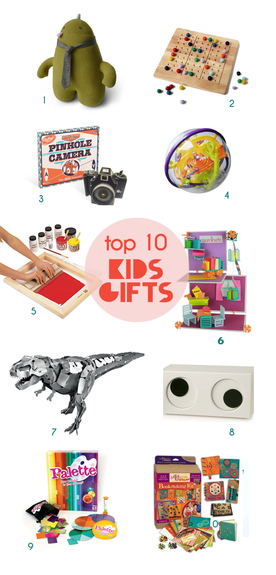 Gift Guides for Kids - Top Toys and Gifts for Big Kids - Tween Gift Guide | Small for Big
