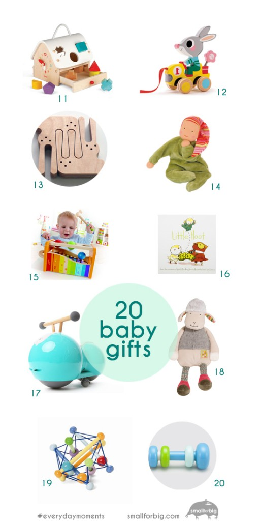 20 Best Toys For Newborns : Top baby toys modern gifts for best