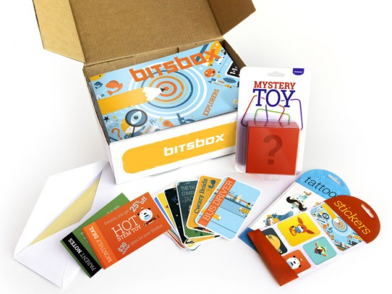 Bitsbox Coding Kit for apps for kids - Subscription Box for Kids - STEM toys for kids |Small for Big