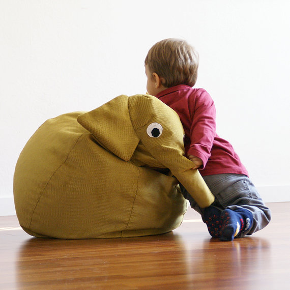 Il Saccotto Handmade Beanbags for Kids | Small for Big