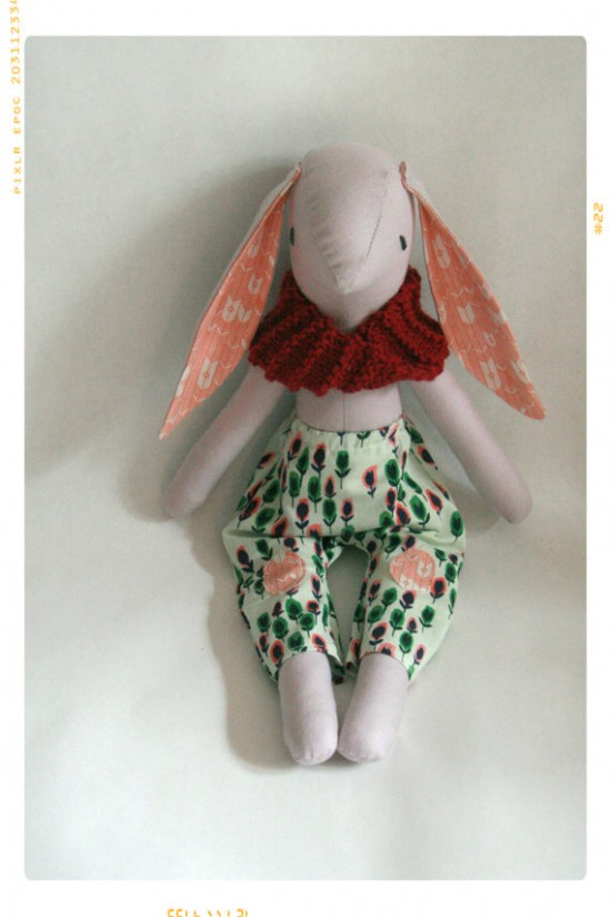 Wild x Dear by Fleur & Dot - Handmade stuffed animals - Deer and bunny toys | Small for Big