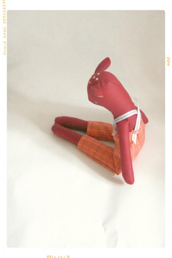 fleur & dot makes wild x dear handmade stuffed toys