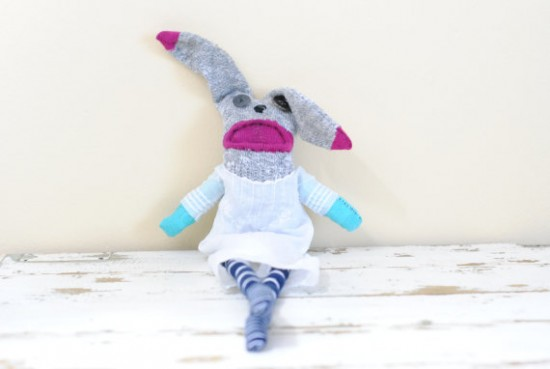 TEEsox recycled upcycled stuffed toys on Etsy | Small for Big