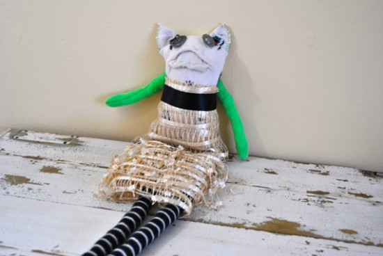 TEEsox upcycled stuffed toys - SmallforBig.com