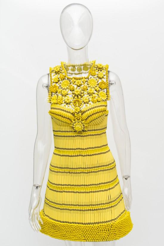 Crayon Dresses Unusual Fashion Unconventional