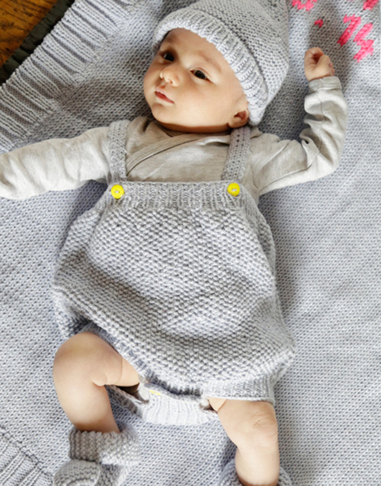 Wool and the Gang Baby and Kids Knitwear and knitting kits