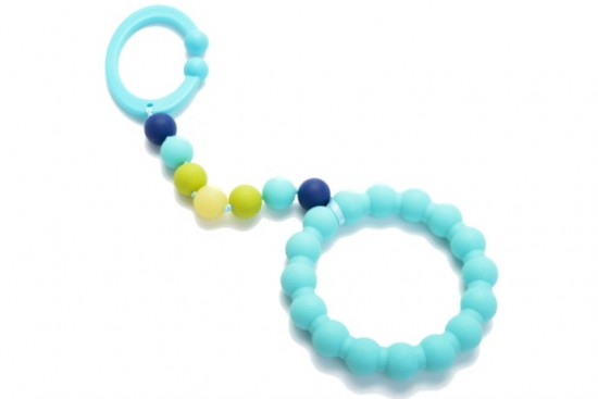 Chewbeads gramercy teethers - Stroller Toys - Modern Teething Toys | Small for Big